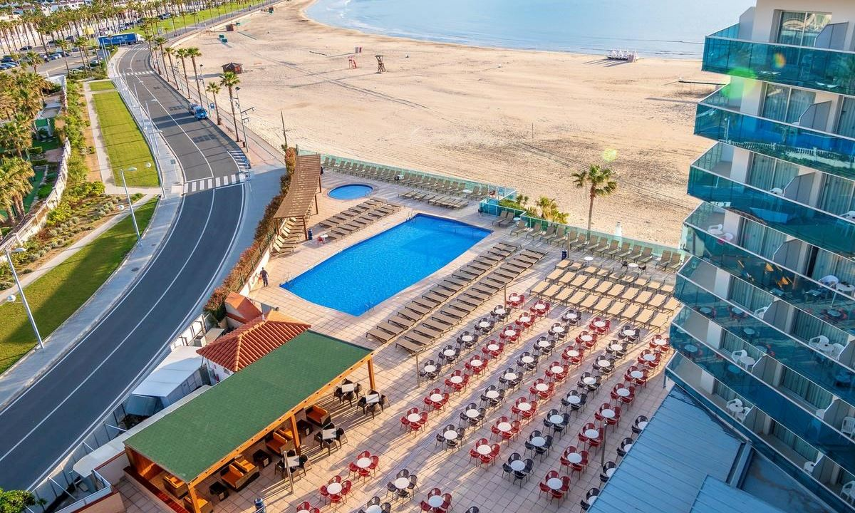 Golden Donaire Beach 4*
